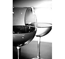 Wine 4 Photographic Print