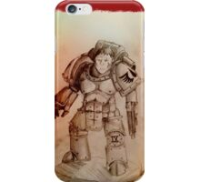Angel of Blood - Original iPhone Case/Skin
