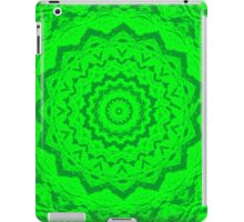 Psychedelic Green iPad Case/Skin