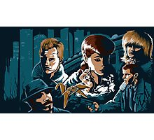 Blade Runner - Collage Photographic Print