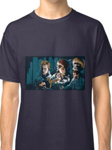 Blade Runner - Collage Classic T-Shirt