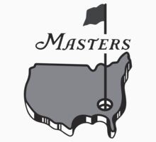 Masters Golf Tournament Kids Clothes