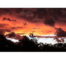 Between Storms Photographic Print