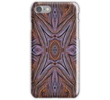 Abstract pattern, symmetrical iPhone Case/Skin