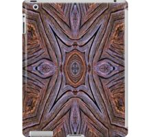 Abstract pattern, symmetrical iPad Case/Skin