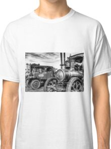 Steam Lorry And Traction Engine Classic T-Shirt