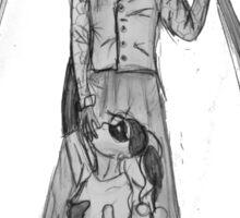 Comiccircus The Joker and Harley Quinn #2 Sticker