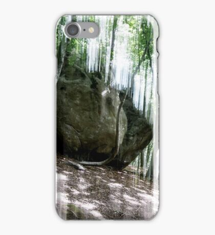 The Weight of Life iPhone Case/Skin
