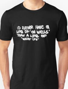 Life is Strange - Oh well Graffiti white T-Shirt