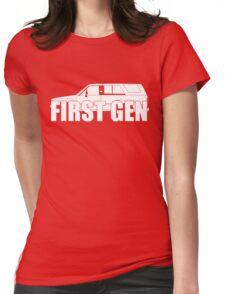 First Gen  Womens Fitted T-Shirt