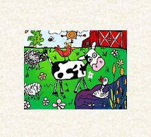 Spring on  Mo's Farm Hoodie
