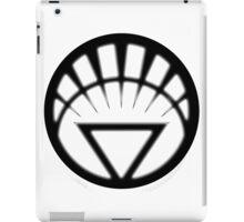 White Lantern Corps - LIFE!  iPad Case/Skin