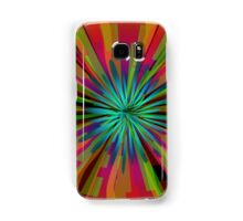 Colorful Psychedelic Pattern Samsung Galaxy Case/Skin