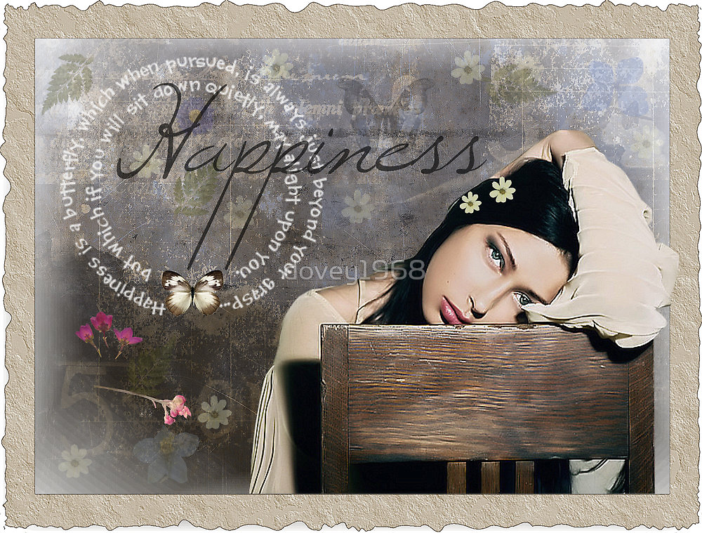 Happiness  by dovey1968