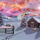 Footprints in the Snow... by Susie Hawkins