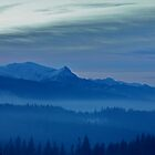 Views 3462 *** Winter landscape  - Tatra Mountains . Poland .  tribute to Gershwin plays Gershwin: Rhapsody in Blue . Made in Andrzej Goszcz .  thanks for viewing !. by © Andrzej Goszcz,M.D. Ph.D