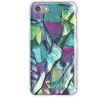 Encaustic Water fall iPhone Case/Skin