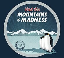 Visit the Mountains of Madness - Round by groovyspecs