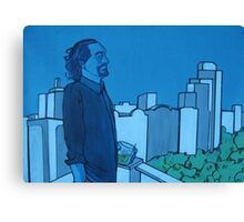 Dr. Squires Canvas Print