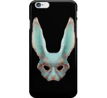 Venetian rabbit mask iPhone Case/Skin