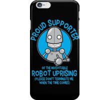 Robot Uprising 2 iPhone Case/Skin