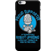 Robot Uprising 2 iPhone Case/Skin