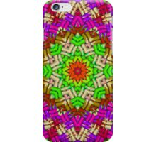Abstract pattern, symmetrical 2 iPhone Case/Skin