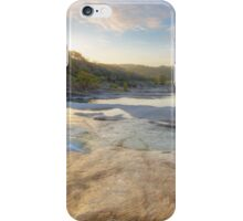 Morning Light in the Texas Hill Country 1 iPhone Case/Skin