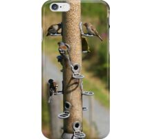 Lunch time! iPhone Case/Skin