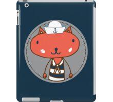 Nautical Adventures: Sailor Cat iPad Case/Skin