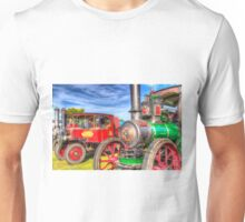 Traction Engine and Steam Lorry Unisex T-Shirt