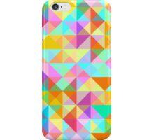 Geometric Shape Triangle Pattern 02 iPhone Case/Skin