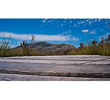 South West Tasmania, World Heritage Site Photographic Print
