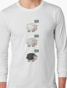 Rebel Sheep Long Sleeve T-Shirt