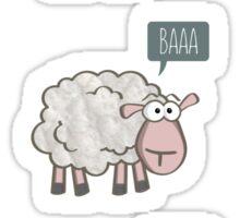 Rebel Sheep Sticker