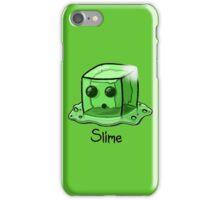 Slime Minecraft iPhone Case/Skin