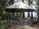 Rustic Tea House by waddleudo