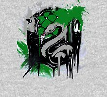 slytherin splatter Unisex T-Shirt