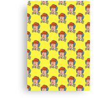 Ron Derpsly No.2 Canvas Print