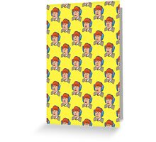 Ron Derpsly No.2 Greeting Card