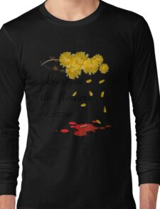 Look at the flowers Lizzie Long Sleeve T-Shirt