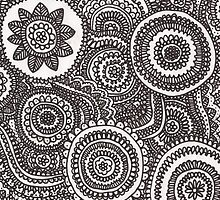 Zentangle by aestheticdream