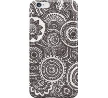 Zentangle iPhone Case/Skin
