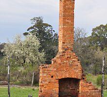 Hargraves Hotel - Tambaroora NSW Australia by Bev Woodman