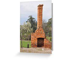 Hargraves Hotel - Tambaroora NSW Australia Greeting Card