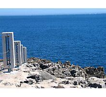 Boca do Inferno - Cascais, Portugal  Photographic Print