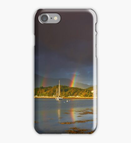 Pap the Rainbows  iPhone Case/Skin
