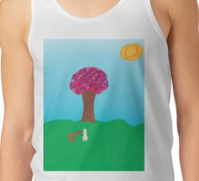 Heart Tree Tank Top