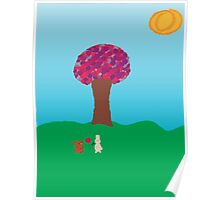 Heart Tree Poster