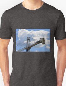 Crane counterweight Unisex T-Shirt